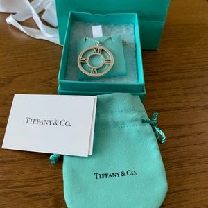Authentic Tiffany sterling silver necklace